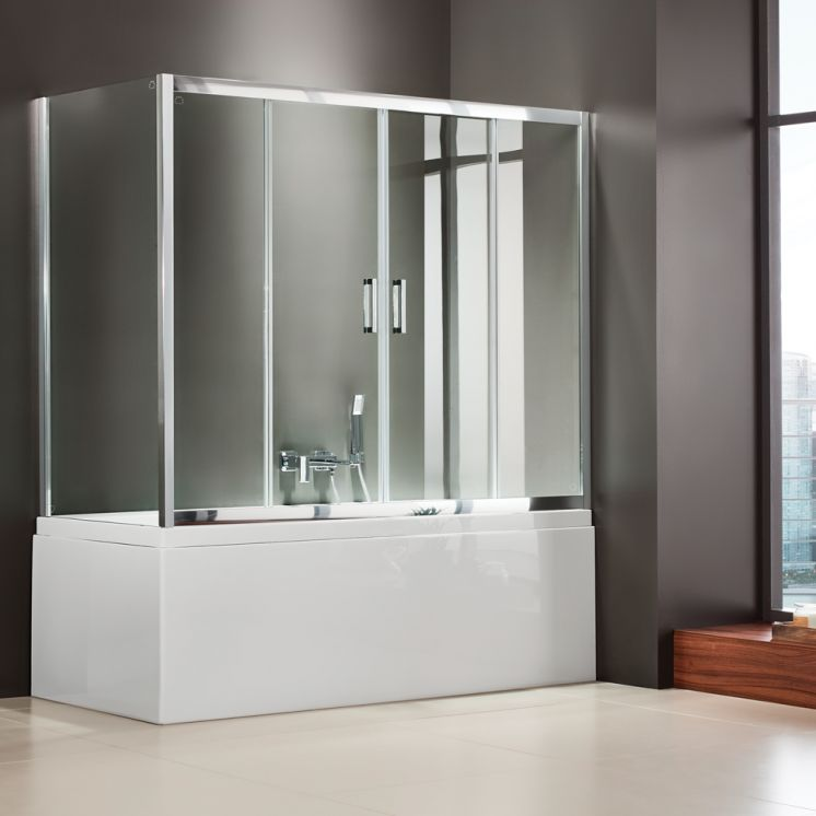 Axis Slider Bath 160 (2+2)