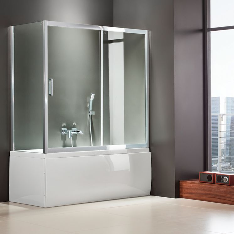 Axis Slider Bath 150 (1+1)
