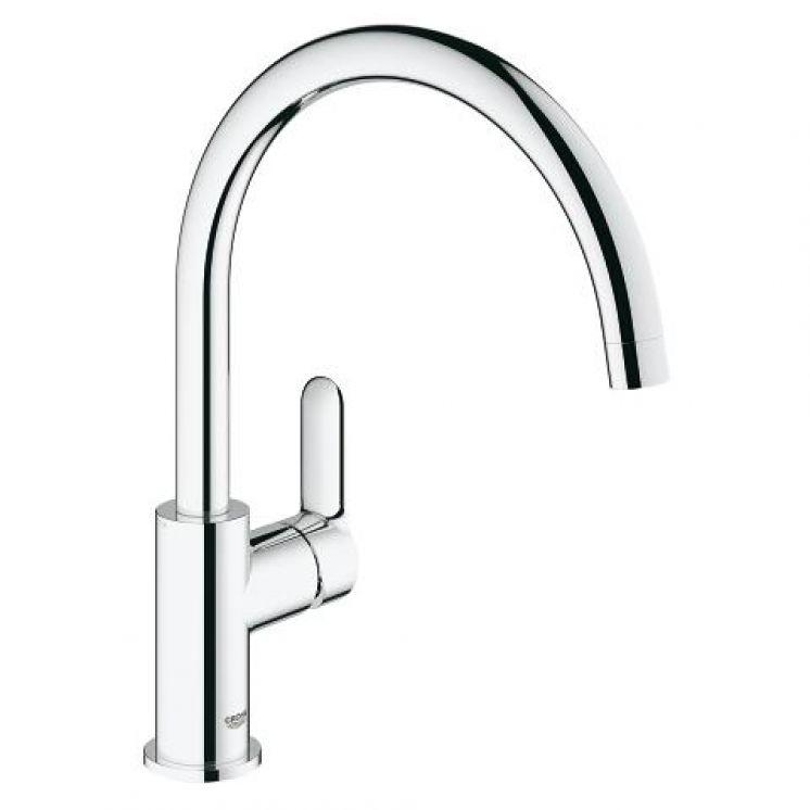"BauEdge Single-lever sink mixer 1/2"", 31367000"