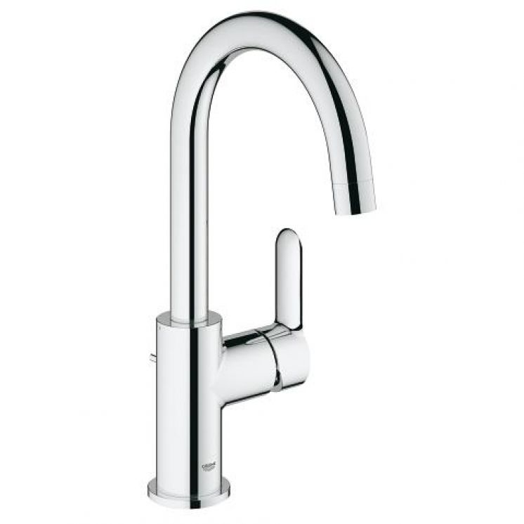 "BauEdge Single-lever basin mixer 1/2"" L-Size, 23760000"